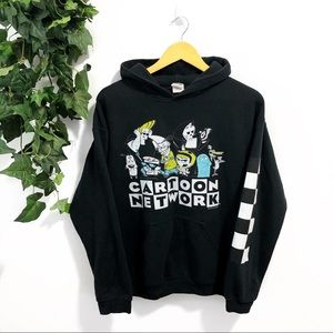 Cartoon Network Pullover Hoodie Sweater